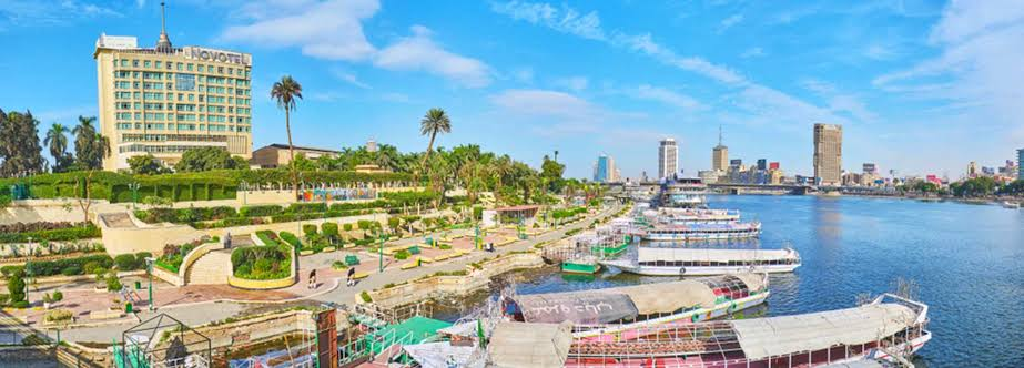 Taman Al Andalus - Mesir